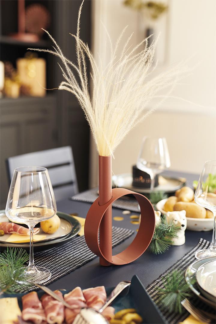 soliflore design, soliflore coloré, vase design, vase fermob