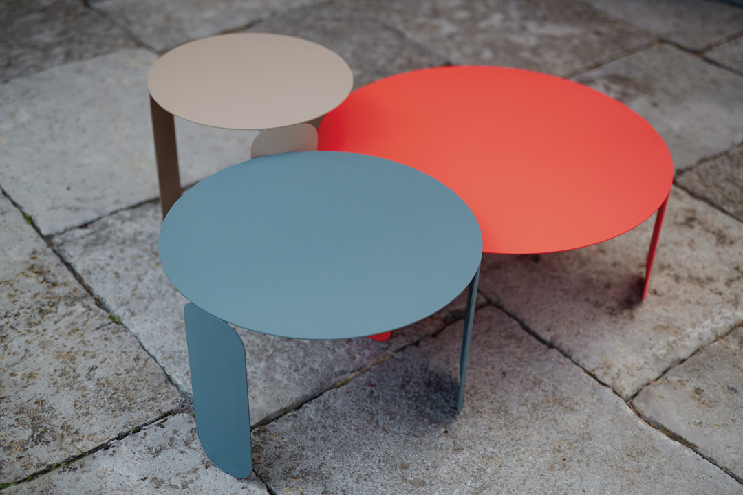 table basse design, table basse metal, table basse de jardin