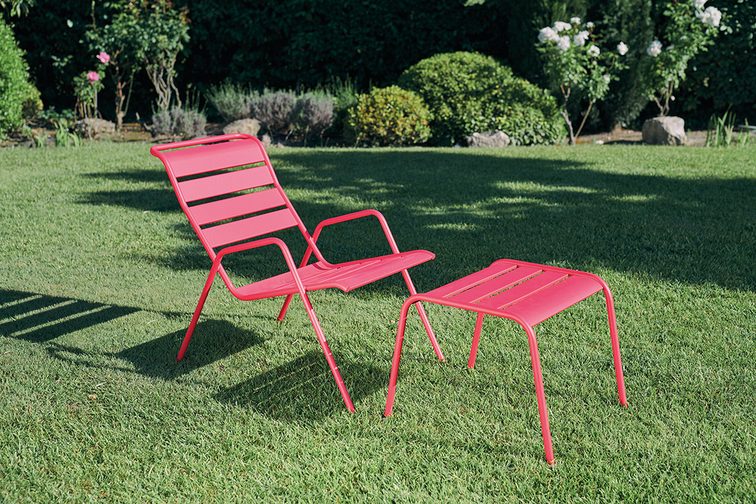 Monceau Low Armchair For Outdoor Living Space