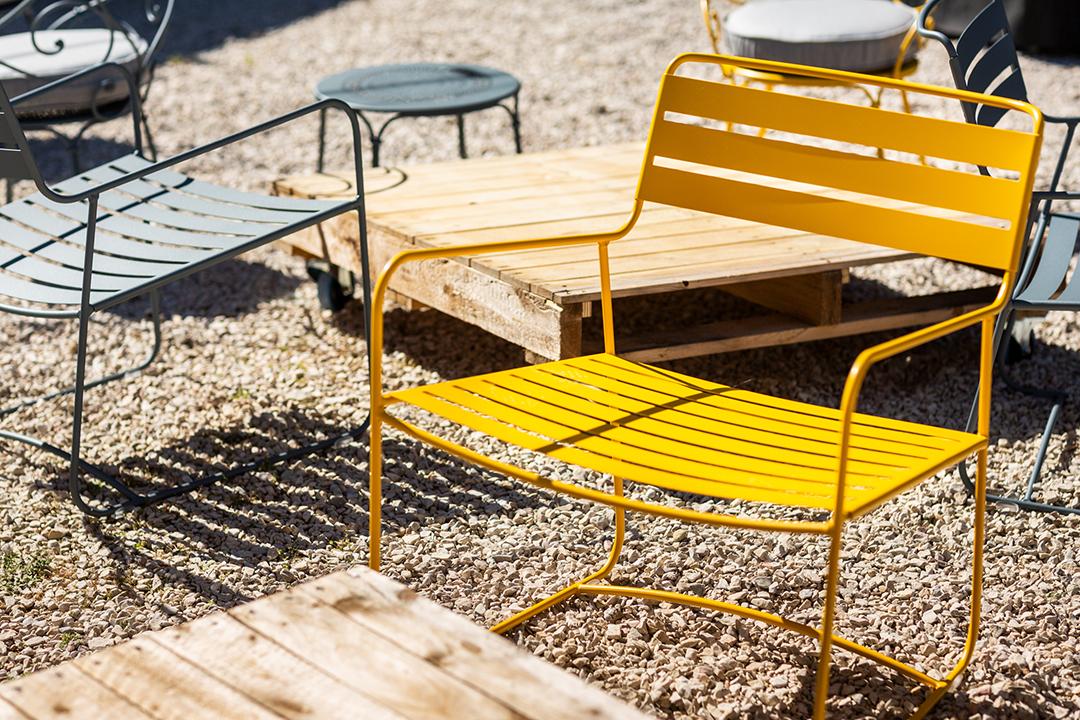 fauteuil metal, fauteuil design, fauteuil de jardin