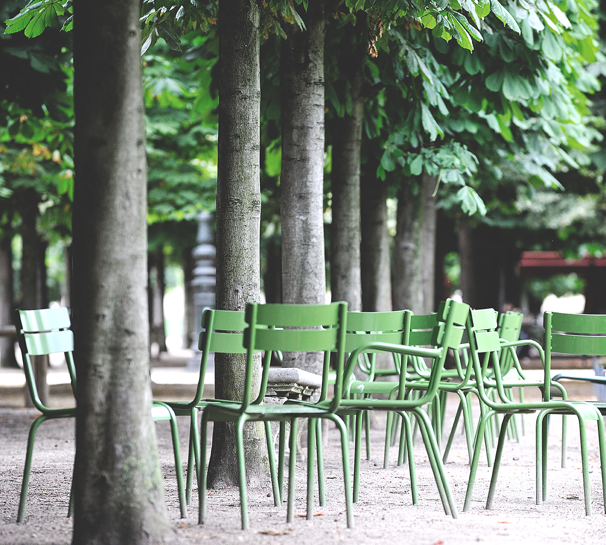 Luxembourg Lounge Stoel.Luxembourg Chair Metal Chair Outdoor Furniture