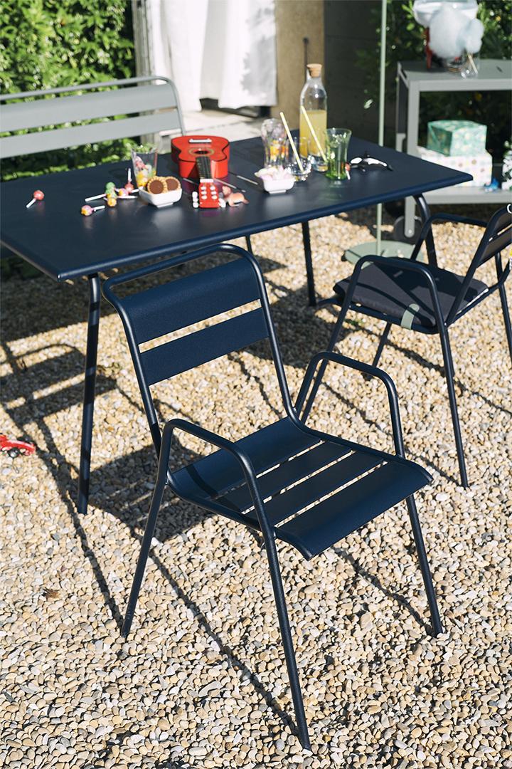 chaise metal, chaise de jardin, chaise terrasse, mobilier de jardin, mobilier metal