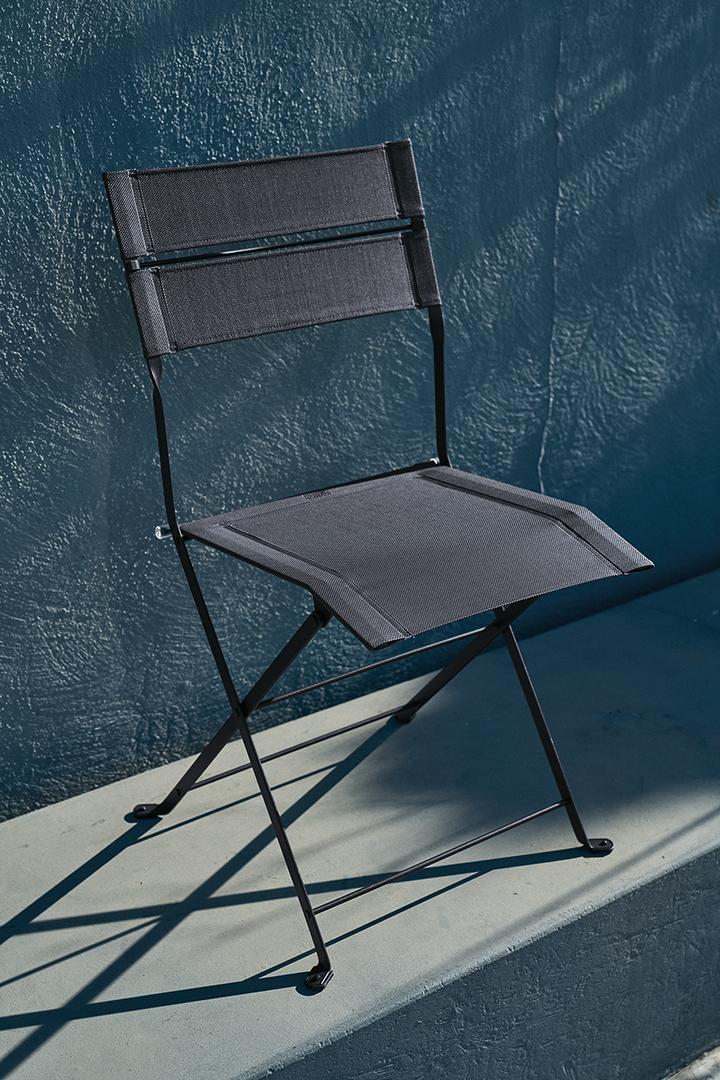 chaise pliante, chaise de jardin, chaise en toile