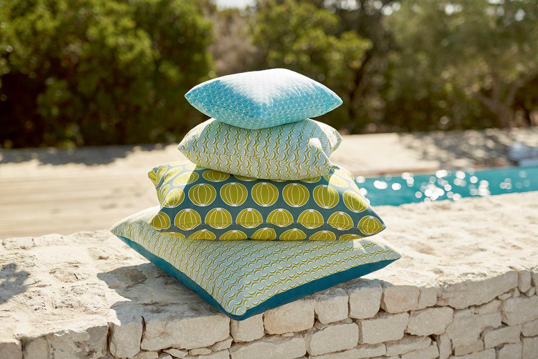 coussin d exterieur, coussin de jardin, coussin terrasse, coussin outdoor