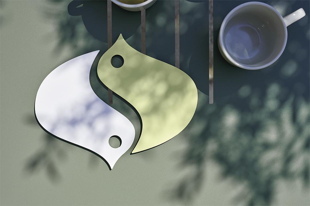 dessous de plat, dessous de plat metal, dessous de plat design, dessous de plat Fermob
