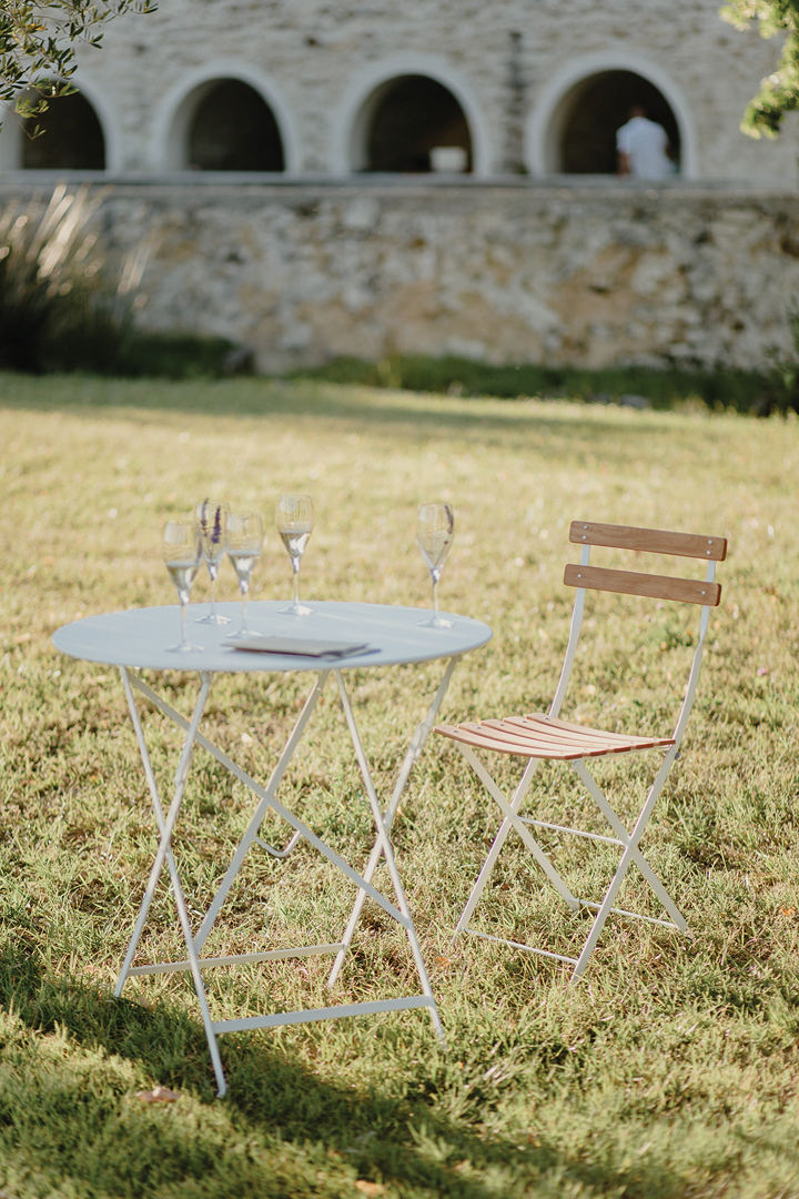 chaise metal, table de jardin, table metal, chaise pliante