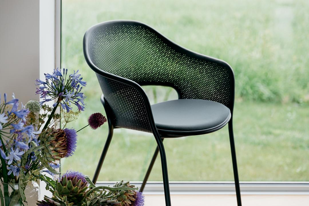 chaise metal, chaise design, chaise de jardin, patrick jouin