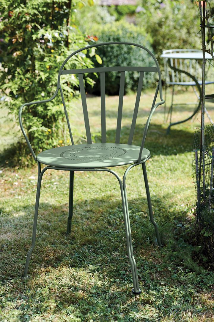 chaise metal, chaise de jardin, chaise terrasse, chaise design