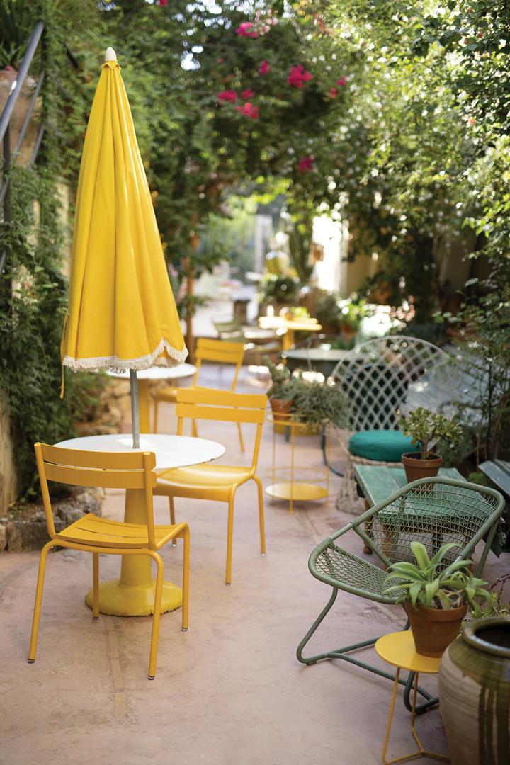 chaise metal, chaise de jardin, chaise terrasse, mobilier de jardin