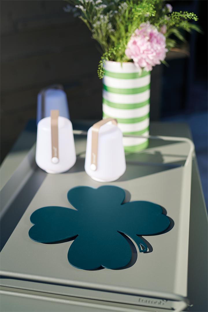 dessous de plat original, dessous de plat design, lampe de table, petite balad, lampe balad