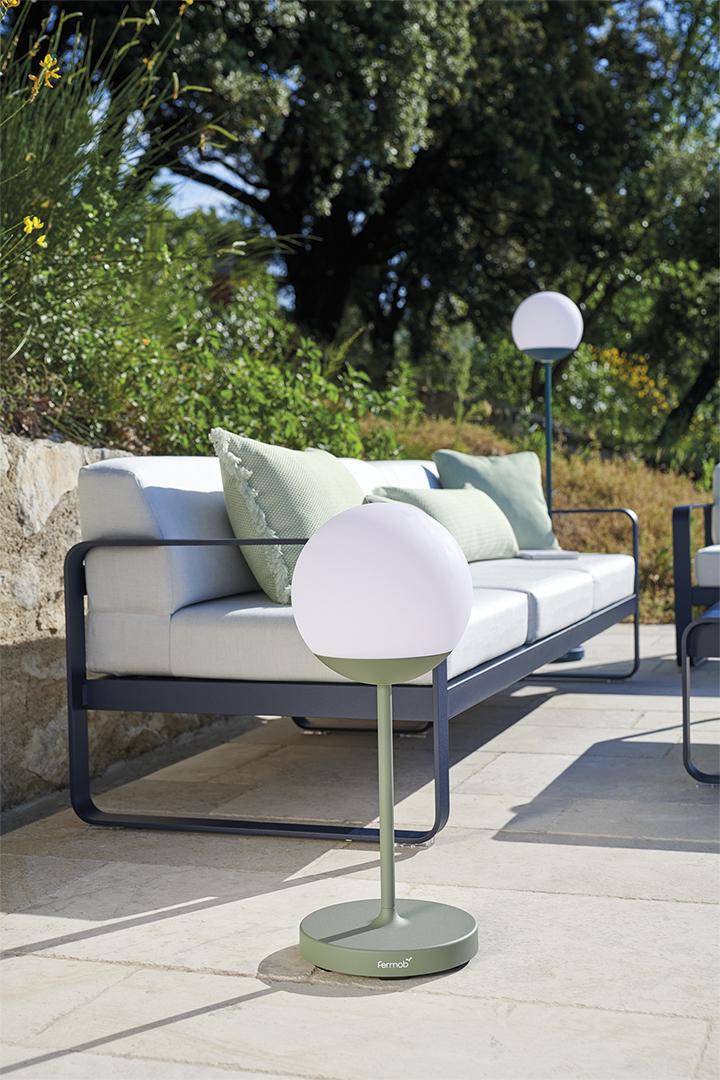 lampe sans fil, lampe terrasse, lampe de jardin, lampe bluetooth, outdoor lamp, wireless lamp