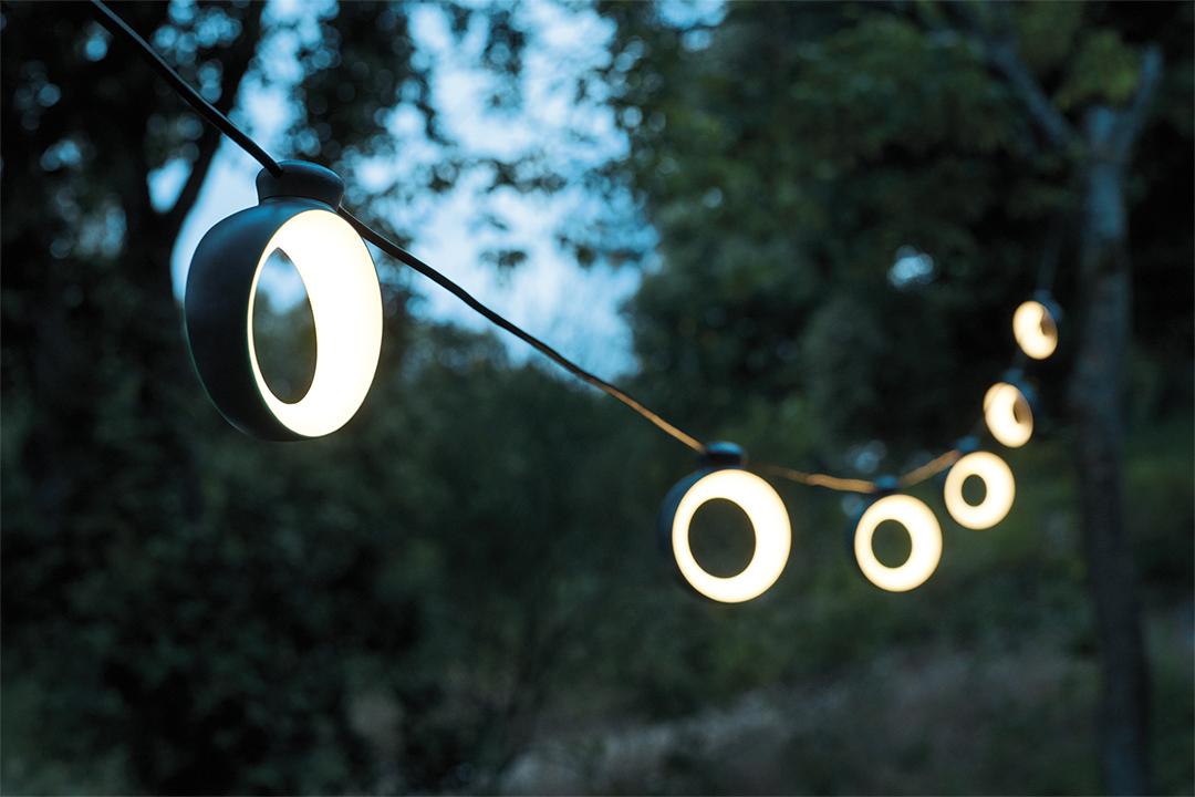 guirlande exterieur, guirlande terrasse, guirlande jardin, guirlande fermob, luminaire terrasse, outdoor lighting