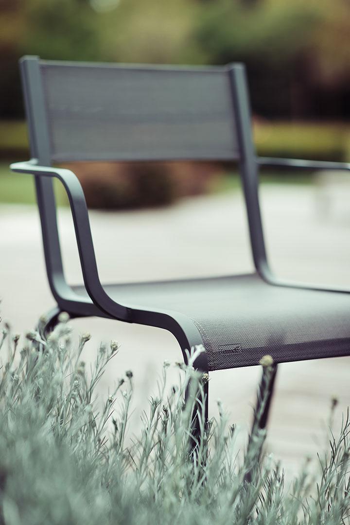 chaise de jardin, chaise terrasse, chaise Fermob