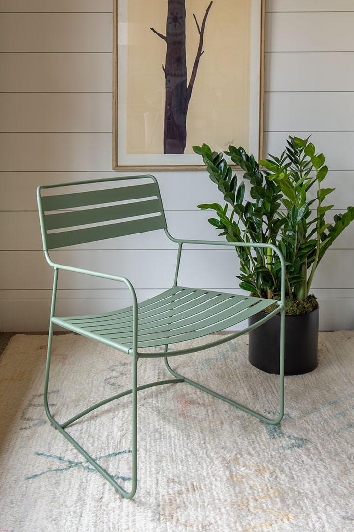 fauteuil de jardin, fauteuil metal, fauteuil design, outdoor armchair, designer armchair