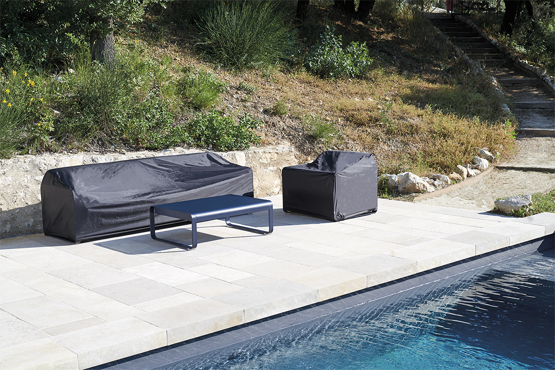 housse de canapé de jardin, housse fauteuil de jardin, housse salon de jardin, armchair cover, sofa cover