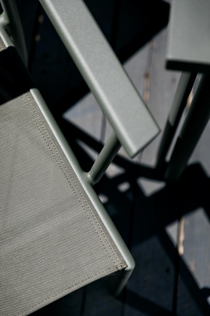 chaise de jardin, chaise terrasse, chaise en toile