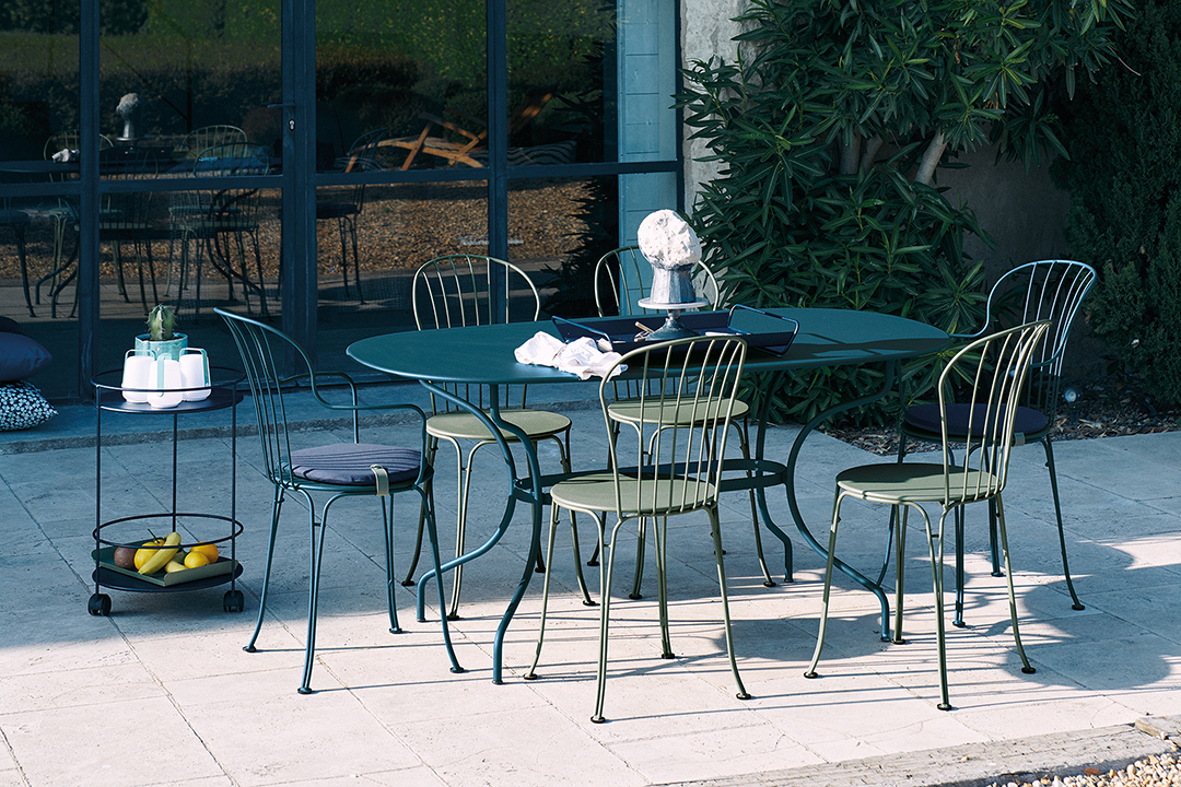 chaise metal, table de jardin, chaise terrasse, table metal, chaise de jardin, mobilier metal