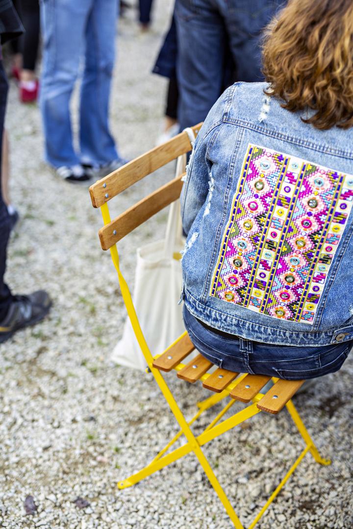 chaise metal, chaise pliante, chaise de jardin, bistro, chaise guinguette