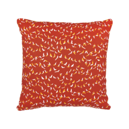 coussin deco rouge, coussin fermob, coussin terrasse, coussin design