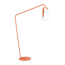 pied de lampe Balad orange