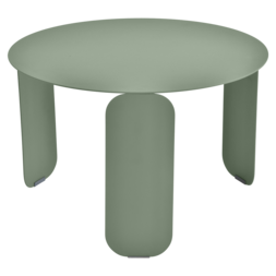 table basse metal, table basse fermob, table basse design, table basse vert