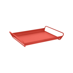 plateau de table en métal