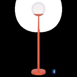 lampe fermob, lampadaire, lampe outdoor, lampe d exterieur, lampe rose
