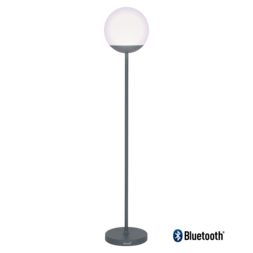 lampe fermob, lampadaire, lampe outdoor, lampe d exterieur, lampe grise
