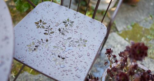 chaise metal, chaise design, chaise terrasse, chaise de jardin