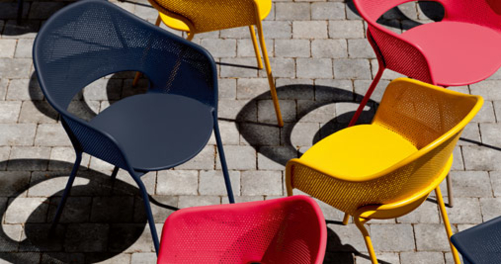 chaise design, chaise terrasse