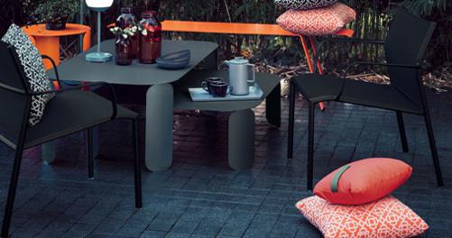 salon de jardin, salon de jardin design, fermob