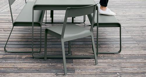 chaise metal, chaise design, chaise fermob, chaise de jardin
