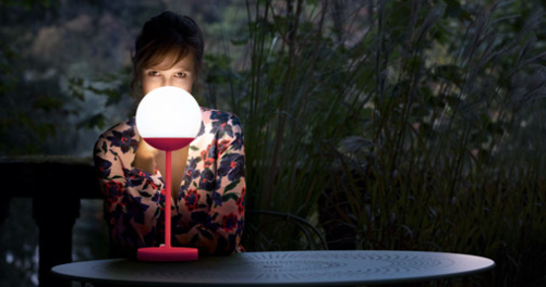 lampe sans fil, lampe nomade, lampe a poser sans fil