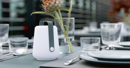 lampe balad restaurant, lampe terrasse restaurant, lampe table restaurant