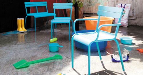 fauteuil de jardin Luxembourg Kid