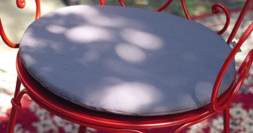 galette de chaise Fermob