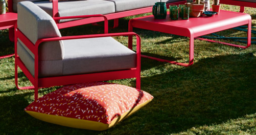 coussin deco, coussin fermob, coussin outdoor