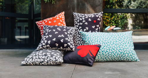 Coussin outdoor deco Trèfle 40X40 Fermob