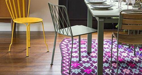 chaise metal, chaise design, chaise de jardin