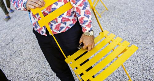chaise metal, chaise de jardin, chaise pliante, chaise terrasse