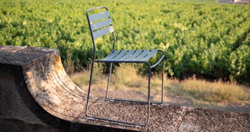 chaise design, chaise metal, chaise de jardin