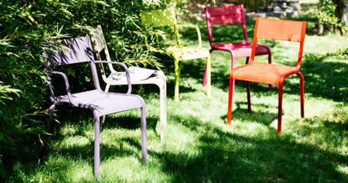 salon de jardin Oléron