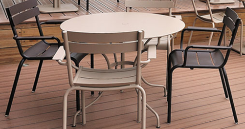 table jardin 4/5 personnes Opéra