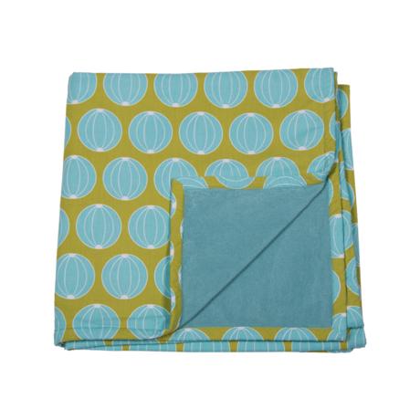 kikoy, serviette eponge, serviette fermob