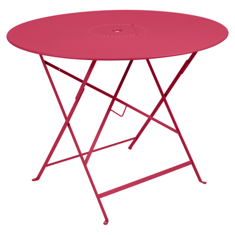 table ronde metal, table ronde jardin, table ronde terrasse, table de jardin