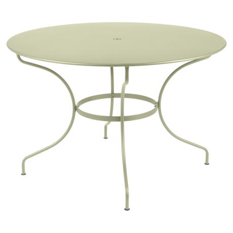 Les tables rondes de jardin - Fermob