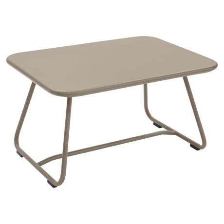 Les Tables Basses Et Repose Pieds Fermob Salon De Jardin