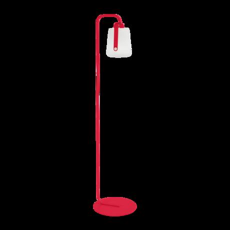pied lampe balad, pied lampe fermob, pied droit lampe fermob, pied simple lampe balad, pied lampe balad rose