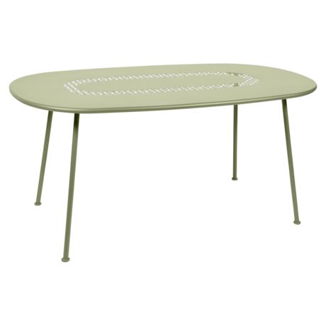 Table ovale Lorette tilleul