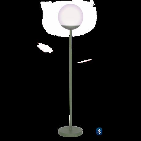lampe fermob, lampadaire, lampe outdoor, lampe d exterieur, lampe verte